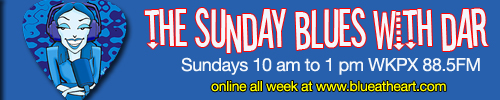 The Sunday Blues with Dar sponsored by your South Florida Blues Society